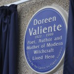 Blue Plaque unveiled to honour Doreen Valiente