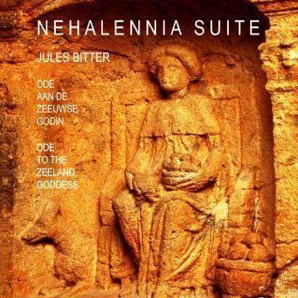 Voorkant van het album Nehalennia Suite van Jules Bitter
