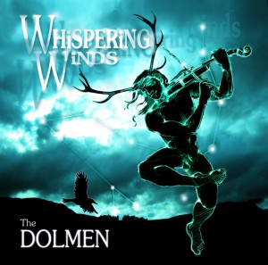 Cover of the album Whispering Winds by The Dolmen