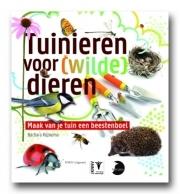 Voorkant van het boek Tuinieren voor wilde dieren