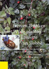 Voorkant van het boek Eten en drinken met wilde planten