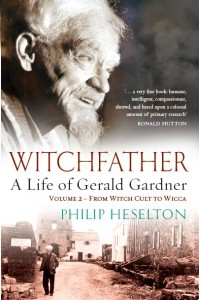 Cover of Witchfather, Volume 2, by Philip Heselton