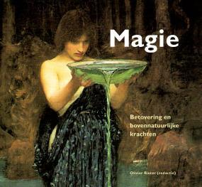 Voorkant van het boek Magie – betovering en bovennatuurlijke krachten