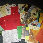 Sinds 1979 kwamen er heel wat publicaties uit. Hier een selectie.