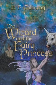 Wizard and fairy princess