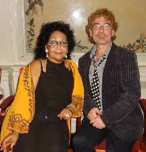 Foto van Jetske en Maurice