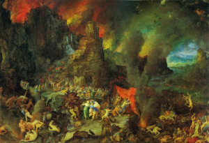 Underworld article Jan_Brueghel_the_Elder_-_Aeneas_and_the_Sibyl_in_the_Underworld