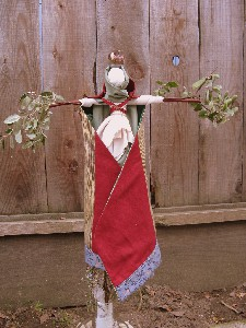 St. Brigid Doll (Photo by St. Balize)