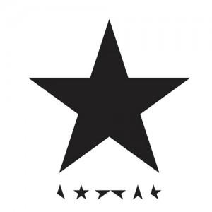 Cover van 'Blackstar'