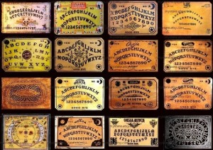Matthew Levi Stevens Ouija boards