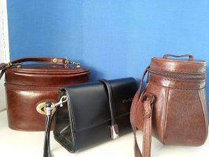 drie damestasjes