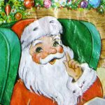 Oud nieuws in de verjongingsketel - Het geheim van de Kerstman