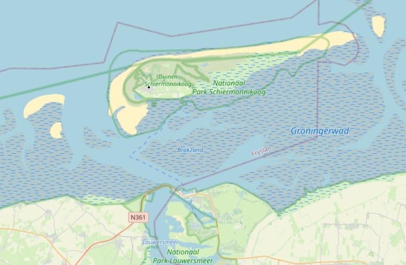 De Kallemooi-traditie op Schiermonnikoog